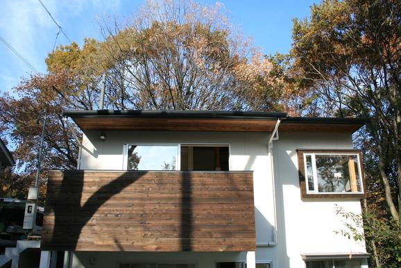 「木立の家」もうすぐ完成です!_e0215179_1732228.jpg