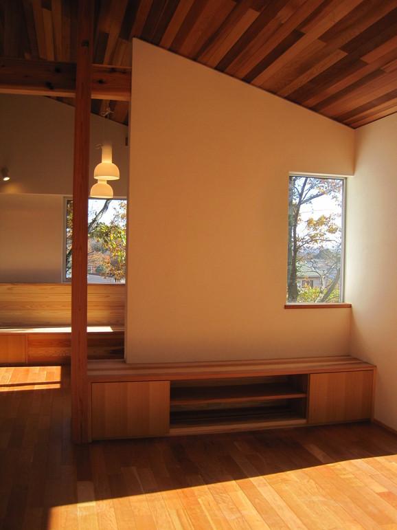 「木立の家」もうすぐ完成です!_e0215179_1732746.jpg