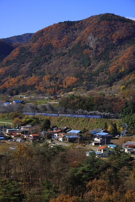 紅葉 - 2010年晩秋・上越線 -_b0190710_22364744.jpg