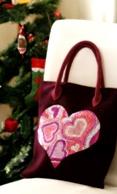 メタルビーズと手作りバッグとプラダのバッグと。_b0048834_844940.jpg