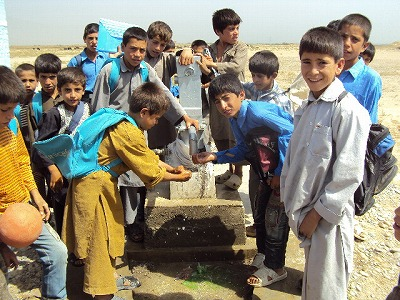 【JEN通信】2010年活動報告~アフガニスタン~_e0105047_1412884.jpg