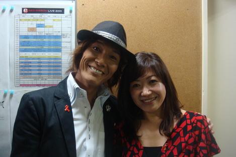 『RED RIBBON LIVE 2010』ご報告☆_e0142585_1359342.jpg