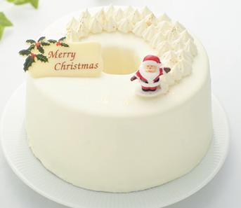 クリスマスケーキは、ついつい、「あれもこれも」頼んでしまいます。_e0188087_23424310.jpg