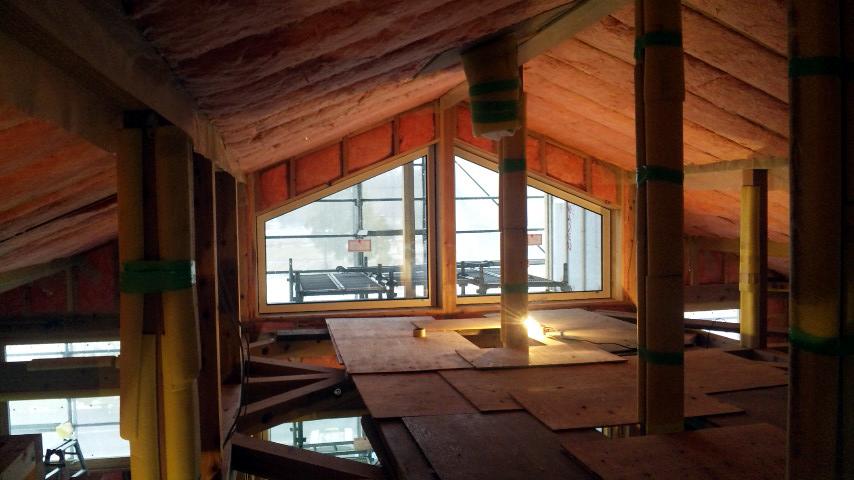 S邸「大沢新道の家」  工事中です。_f0150893_14125598.jpg