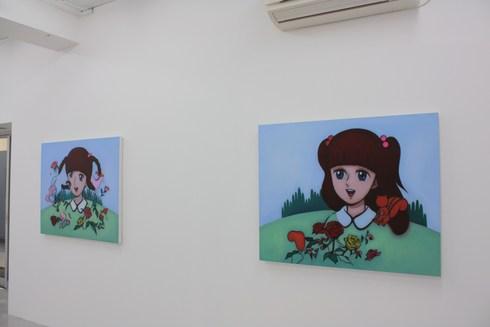 重田美月展「近所の発光」_b0170514_11133562.jpg