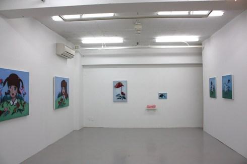 重田美月展「近所の発光」_b0170514_1113831.jpg