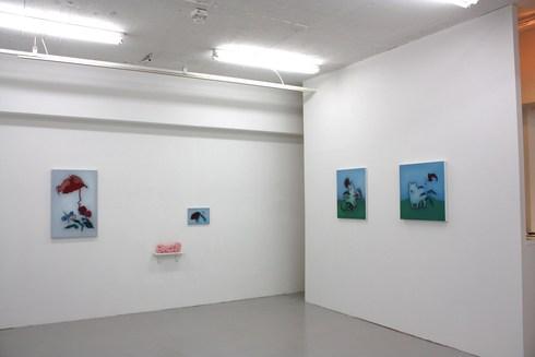 重田美月展「近所の発光」_b0170514_1114541.jpg