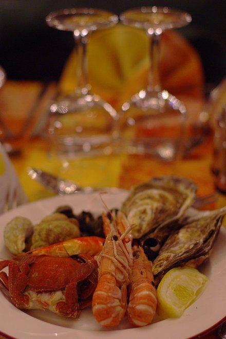 プレサレちゃんの華麗な夕食_e0171336_17451070.jpg