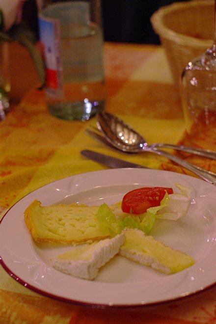 プレサレちゃんの華麗な夕食_e0171336_17491015.jpg