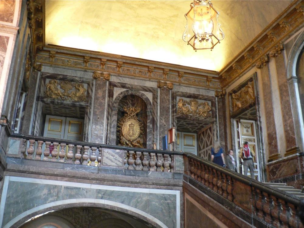 Château de Versailles Chapitre Ⅱ 階段_d0001843_9231273.jpg