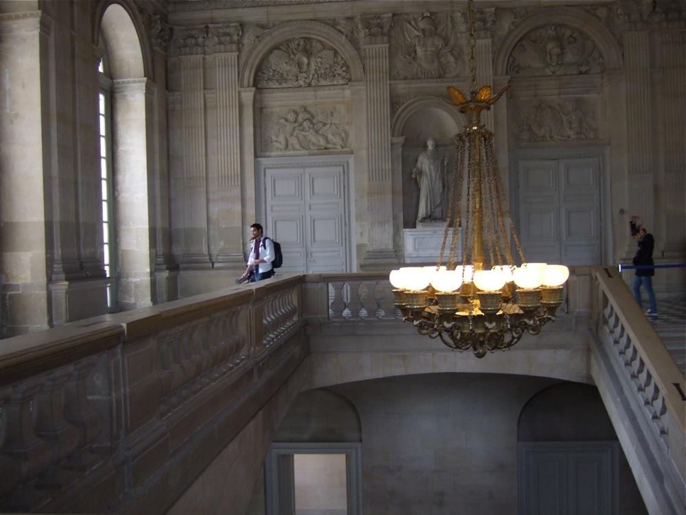 Château de Versailles Chapitre Ⅱ 階段_d0001843_9233142.jpg