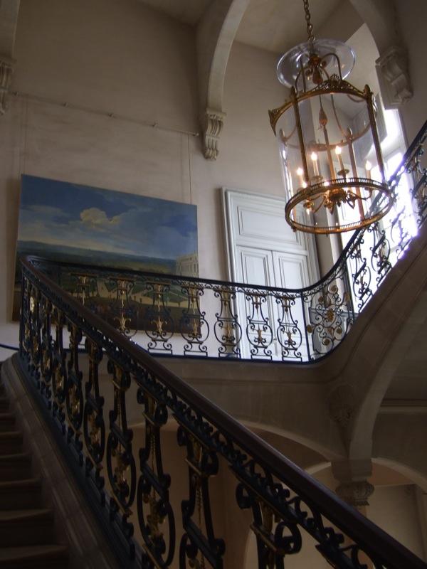 Château de Versailles Chapitre Ⅱ 階段_d0001843_9253412.jpg