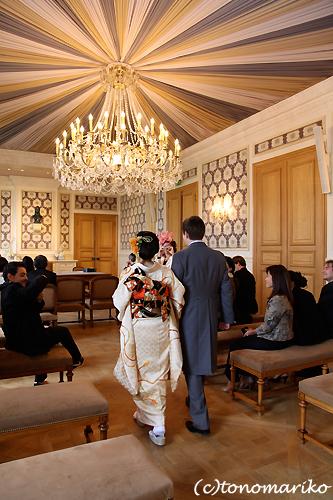 フランスの区役所での結婚式_c0024345_22511126.jpg