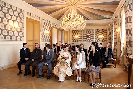 フランスの区役所での結婚式_c0024345_22512755.jpg