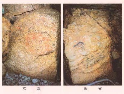 竹原古墳(1)この優美な装飾壁画は通年公開!_c0222861_13343847.jpg