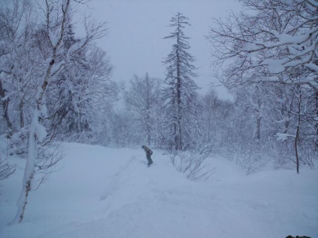 初滑り ☆ 札幌国際スキー場_c0151965_22451588.jpg