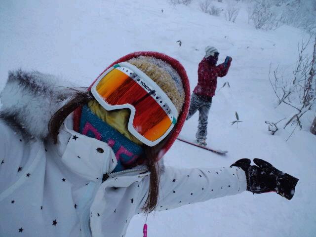 初滑り ☆ 札幌国際スキー場_c0151965_22455179.jpg