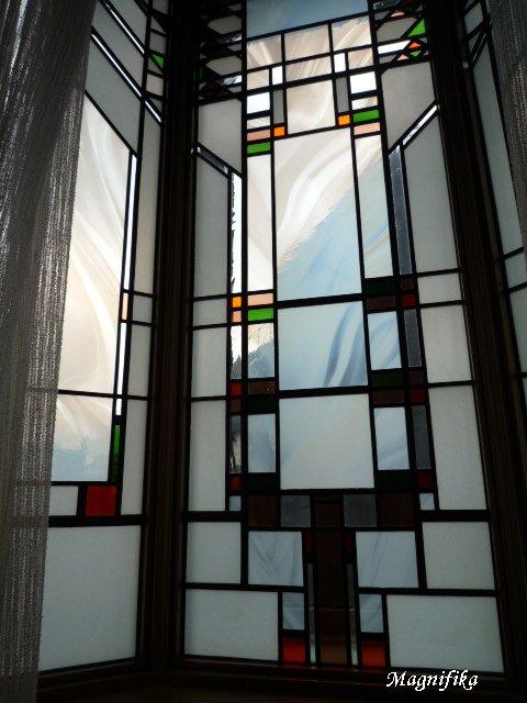 Frank Lloyd Wright の 名残り Frank Lloyd Wright_e0140365_0435820.jpg