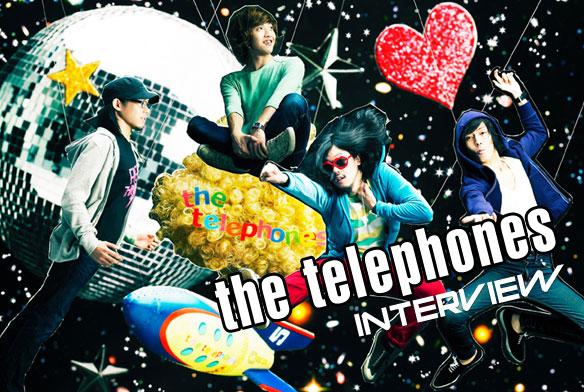 the telephones① 〈2008/11/12掲載〉_e0197970_16495857.jpg