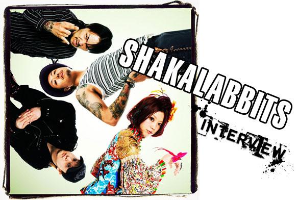 SHAKALABBITS① 〈2008/10/07掲載〉_e0197970_16503980.jpg