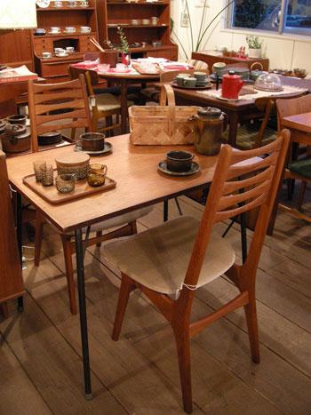 Chair (DENMARK) & お知らせ_c0139773_17332028.jpg
