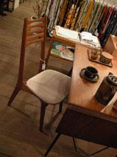 Chair (DENMARK) & お知らせ_c0139773_17343181.jpg