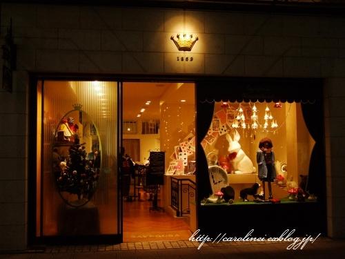 銀座クリスマスイルミネーションーその2_d0025294_0423865.jpg