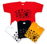 草間彌生: Tシャツ YAYOI_c0214605_1445686.jpg