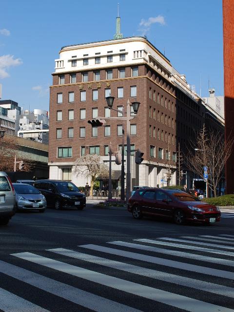 東京日本橋の野村證券本店(昭和モダン建築探訪)_f0142606_19332981.jpg
