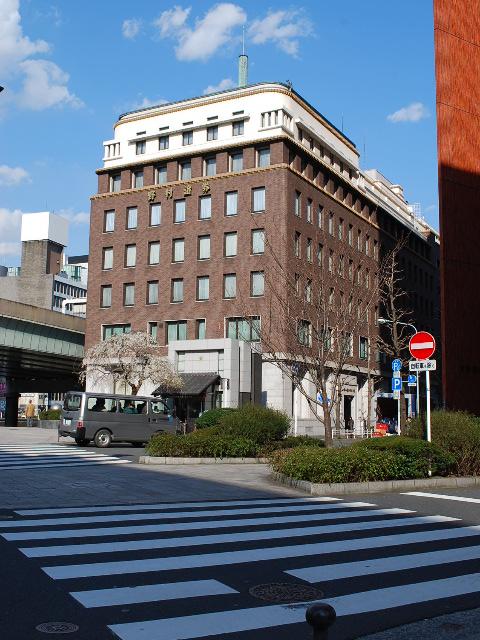 東京日本橋の野村證券本店(昭和モダン建築探訪)_f0142606_19514994.jpg