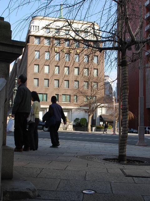 東京日本橋の野村證券本店(昭和モダン建築探訪)_f0142606_20163369.jpg