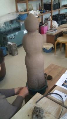 仏像彫刻_e0126218_0591959.jpg
