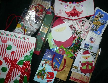 サンタさんありがとう~_e0202518_21314460.jpg