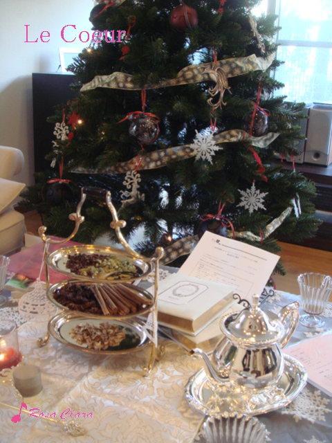 プライベートお料理レッスン  ☆クリスマス編☆_f0230127_95175.jpg