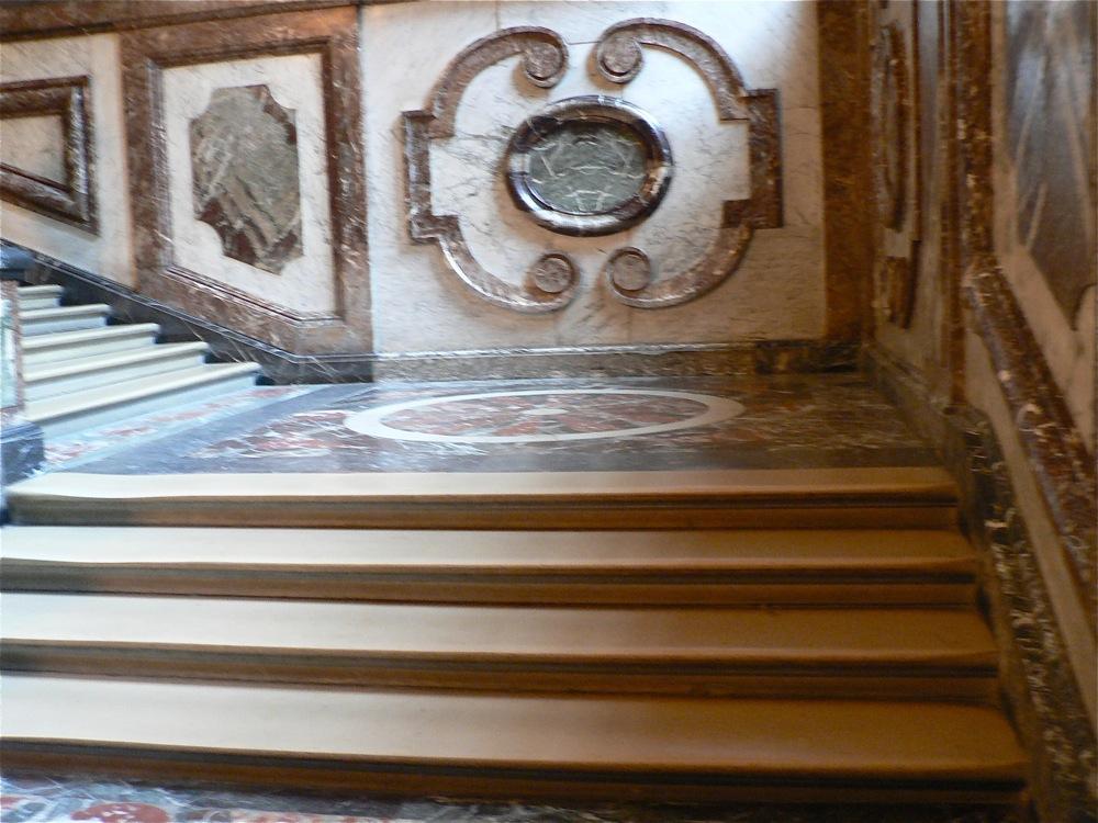 Château de Versailles Chapitre Ⅱ 階段_d0001843_10433934.jpg