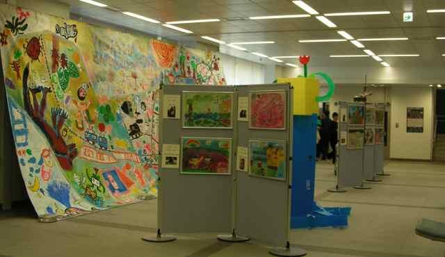 キッズクラフト展2010淀川区役所_d0076558_5105279.jpg