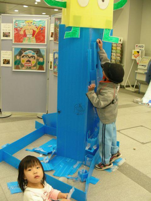 キッズクラフト展2010淀川区役所_d0076558_592148.jpg