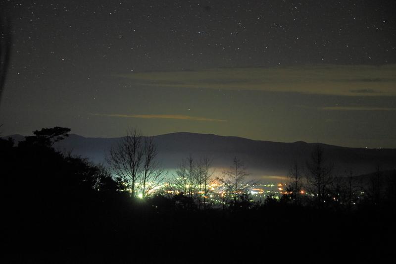 遠野盆地の夜_e0183063_153621.jpg