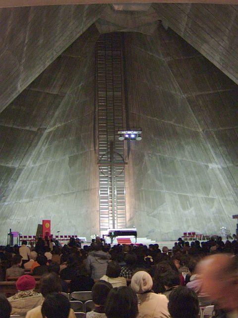 東京カテドラル聖マリア大聖堂のコンサート_e0022175_114108.jpg