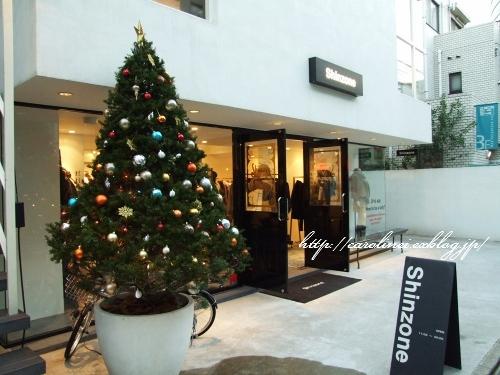 クリスマスの青山界隈_d0025294_23151537.jpg