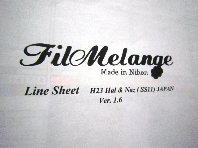 "Made in Nihon ""FileMelange(フィルメランジェ)\""_f0191324_23353734.jpg"