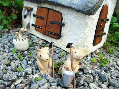 ガーデン・スモールハウス物語 オキザリスの森で_f0129726_2230551.jpg