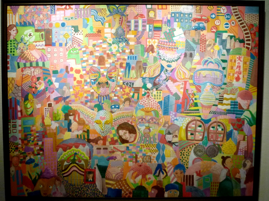 1399)コンチネンタル「北海道教育大学岩見沢校 油彩画研究室 『油展』」 終了・11月30日(火)~12月5日(日)_f0126829_1137732.jpg