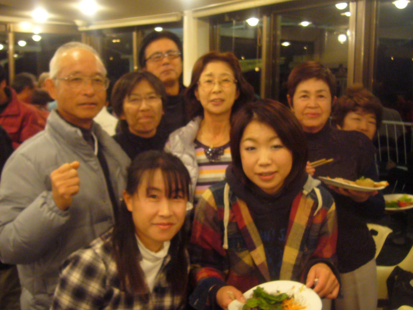 2010年 サンテニスクリスマスパーティー&団体戦_a0119344_9374780.jpg