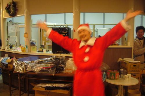 2010年 サンテニスクリスマスパーティー&団体戦_a0119344_9381360.jpg