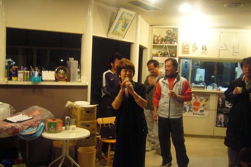 2010年 サンテニスクリスマスパーティー&団体戦_a0119344_9383757.jpg