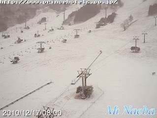ライブ 場 苗場 カメラ スキー