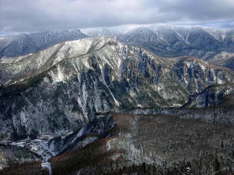 黒岳 大パノラマ 極寒の絶景 北海道特選の景色に感動_a0160581_1054578.jpg