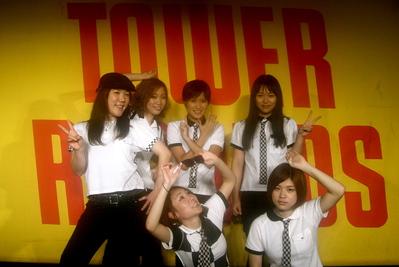 タワーレコードインストア in 東京。とみ _f0174088_2247756.jpg