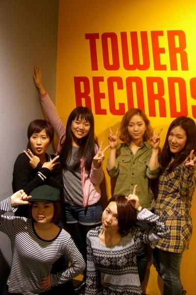 タワーレコードインストア in 大阪。とみ _f0174088_2591793.jpg